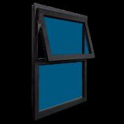 50 series awning windows